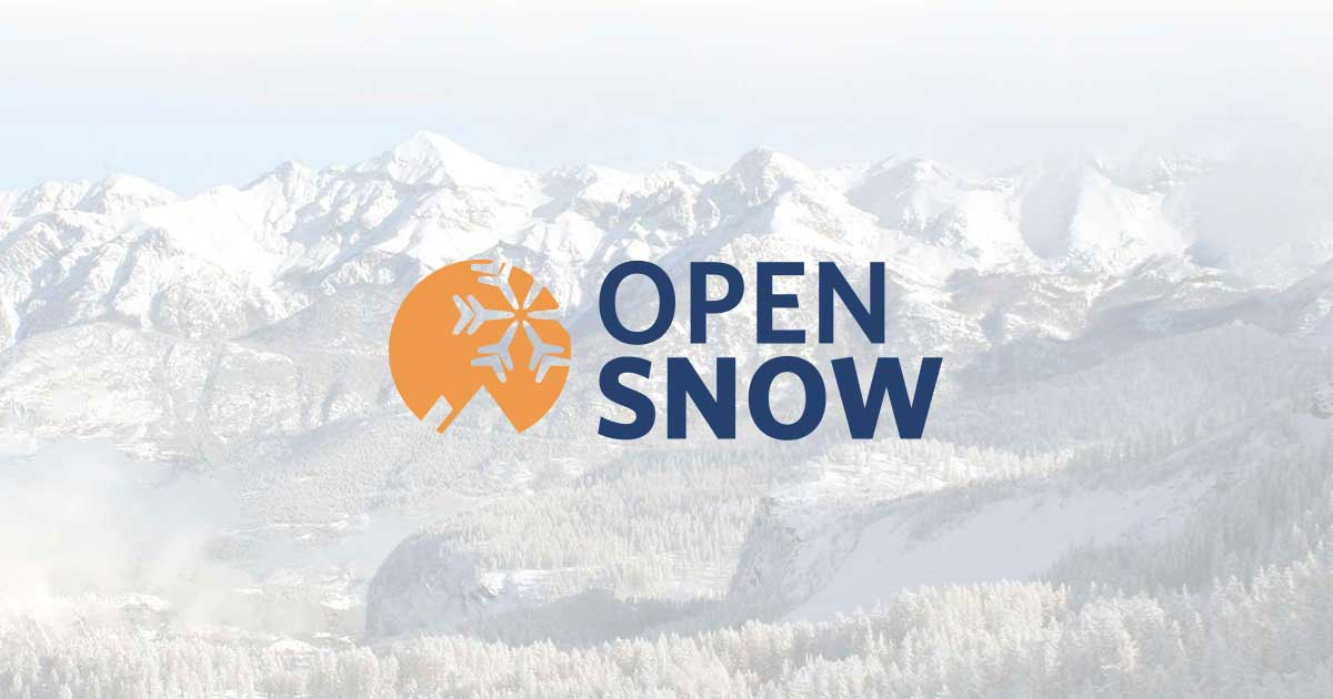 OpenSnow: Snow Forecast | Ski Report & Conditions